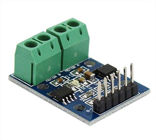 Uspro® Hg7881(L9110) 2 Dual Channel Dc Stepper Motor Driver Module Board H-Bridge For Arduino 800Ma
