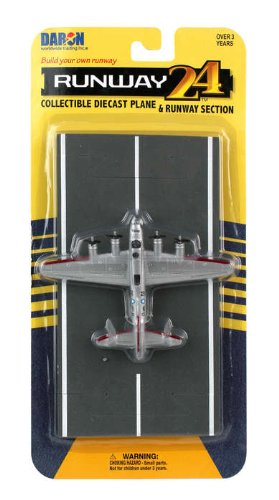 RUNWAY24 B-17 Silver