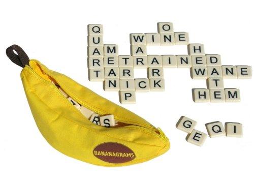 バナナグラムズ Bananagrams 英語版 バナナグラム