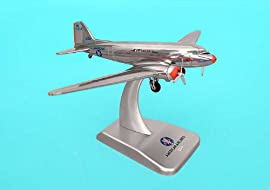 Hogan Wings American Airline DC-3 N17334 Model Airplane