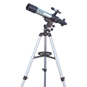 MIZAR-TEC 天体望遠鏡 屈折式 口径70mm 焦点距離500mm TL-750