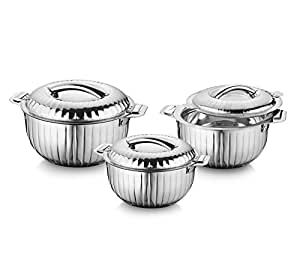 Classic Essentials Casserole set of 3pcs