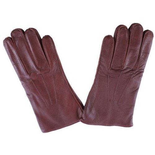 Englisch Tan Mendip Lederkleid Handschuh 8 ½ von Dents