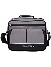 Kuber Industries™ Men's Sling Bag,Document Carry Bag,Shop Bag,Multi Purpose Bag,Key Bag (5 Pockets) -KI19126