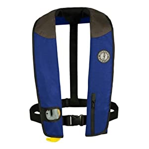 Mustang Survival Deluxe Automatic Inflatable PFD by Mustang Survival
