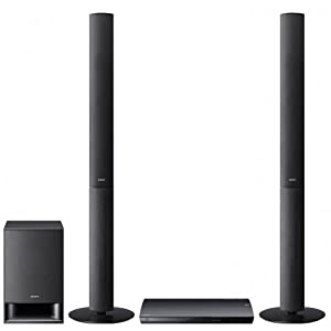 Sony BDV-EF420 Home Cinéma Blu-ray 3D 2.1 avec station d'accueil pour iPod/ iPhone 400 W HDMI USB Noir