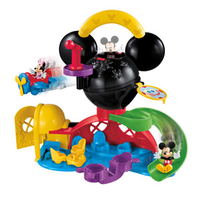Disney's Mickey Mouse Fly 'N Slide Clubhouse