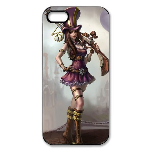 Sale alerts for PhoneXover League Of Legends - PhoneXover Custom Style Game Theme Cover Case For Iphone 5 - Covvet