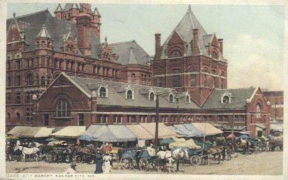 Kansas City, Missouri 1912