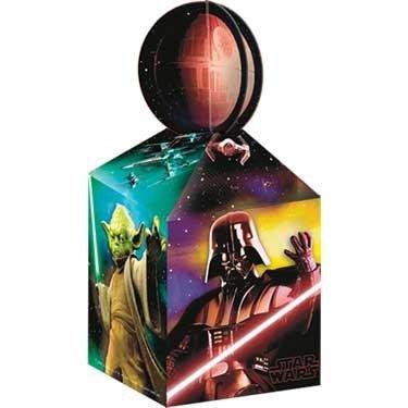 Star Wars 3-D Favor Boxes 4ct