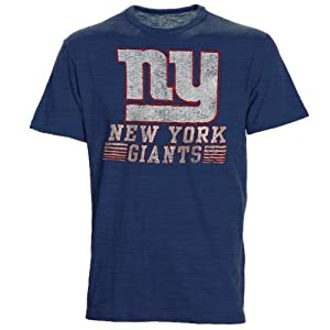Nfl 39 47 brand new york giants fadeaway scrum Premium t shirt brands