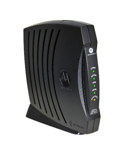 ARRIS / Motorola SURFboard SB5101U DOCSIS 2.0 Cable Modem - Retail Packaging
