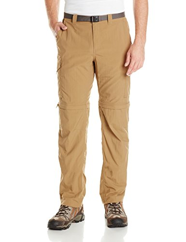 Columbia Men's Silver Ridge Convertible Pant, Delta, 32x32 (Columbia Zip Off Pants compare prices)