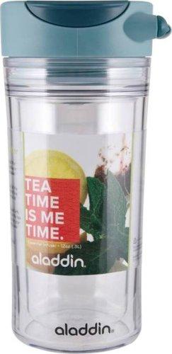 Aladdin 10-00753-003 12oz Perfect Cup Tea Infuser, Blue (Microwave Safe Tea Infuser compare prices)