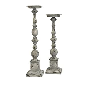 Hamilton Candle Holders - Set of 3