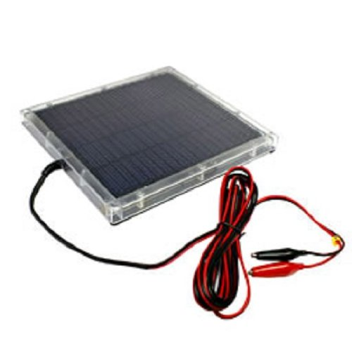 Batteries 12 Volt Waterproof Solar Sealed Lead Acid Charger (12 Volt Battery Solar Charger compare prices)