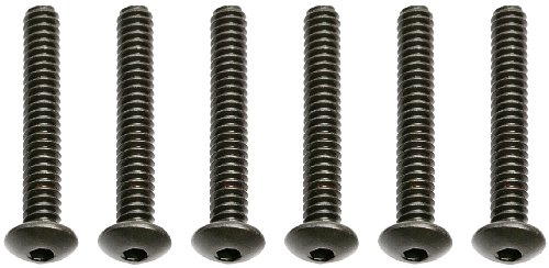 Team Associated 7413 4-40 X 3/4 Bh Socket Screw, 6-Piece