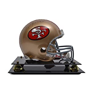 Joe Montana Authentic Signed San Francisco 49er