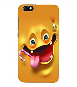 ColourCraft Cartoon Back Case Cover for HUAWEI HONOR 4X