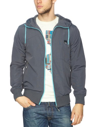 Bench Iden B Men's Jacket Dark Grey X-Large