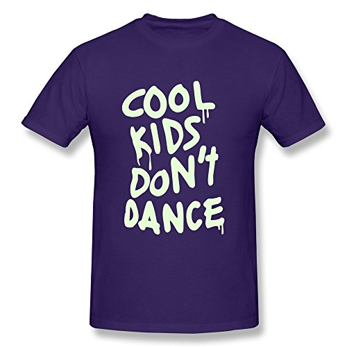 Cool Kids Dont Dance Man'S Fitted Nirvana T-Shirt - Ultra Cotton front-403294
