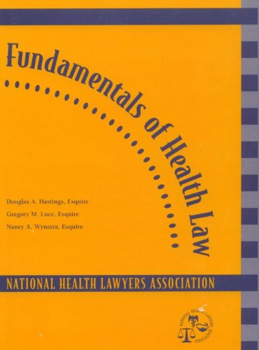 Fundamentals of Health Law