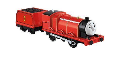Fisher-Price Thomas The Train - TrackMaster Motorized James Engine - 1