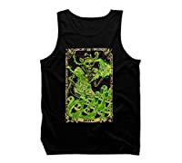Death Tarot Men's Graphic Tank Top - Design By Humans