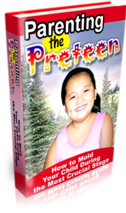 A MP3 CD AUDIO GUIDE TO PARENTING THE PRETEEN PRE TEEN