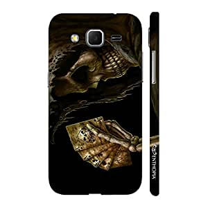 Enthopia Designer Hardshell Case DEATHLY FULL HOUSE Back Cover for Samsung Galaxy Core Prime