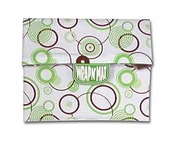 Wrap-N-Mat 30404 Placemat, Hungry Circles