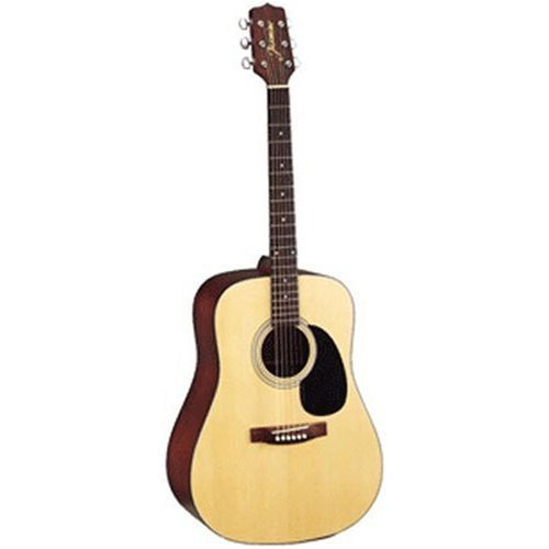 Jasmine by Takamine S35 Acoustic Guitar, Natural