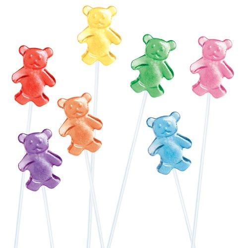 Teddybear Twinkle Pops, 120 Ct. Assorted 7 Flavors