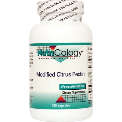 Nutricology Modified Citrus Pectin - 120 Capsules