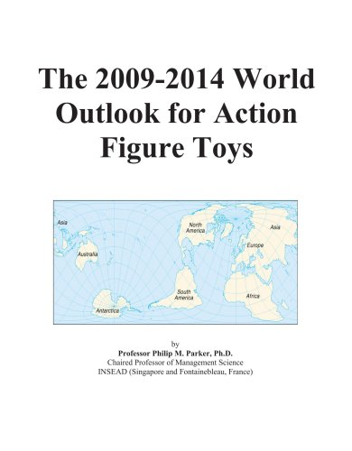 The 2009-2014 World Outlook for Action Figure Toys