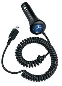 Motorola Mini USB Car Charger [Bulk,Generic Packaging]
