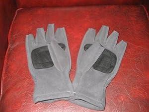 Winston Windproof Fingerless Fleece Fishing Glove - X-Large