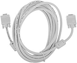 Live Tech VGA Cable ( 3 + 4 ) - 5 Meters