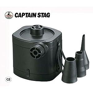 キャプテンスタッグ 電動エアーポンプ電池式 M-3402