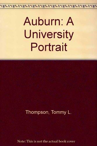 Auburn: A University Portrait
