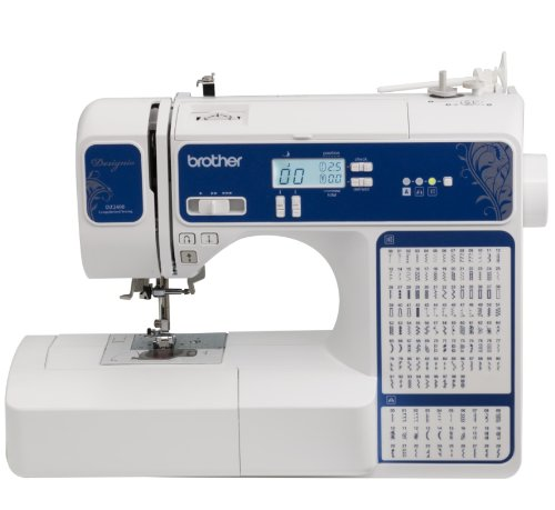 Brother Designio Series DZ2400 Computerized Sewing & Quilting Machine (Monogramming And Sewing Machine compare prices)