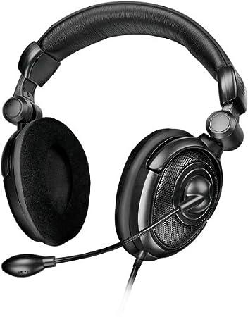 Speedlink Medusa NX 5.1 Surround Console Gaming Headset für PC, PS3, Xbox 360, schwarz