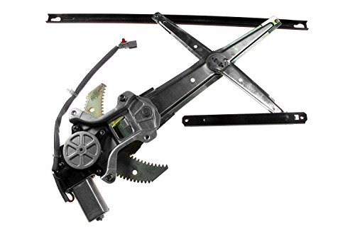 Dorman 741-950 Front Driver Side Replacement Power Window Regulator With Motor For Honda Cr-V