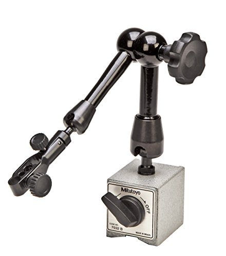 Mitutoyo 7032B Universal Magnetic Stand (Mitutoyo Magnetic Stand compare prices)