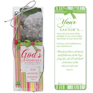 Pen & Bookmark Gift Set God's Promises, CTA