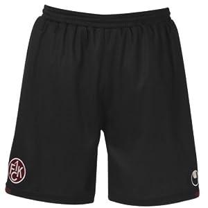 1. FC Kaiserslautern Herren Ausweich Shorts Respekt Uhlsport, Gr. XS