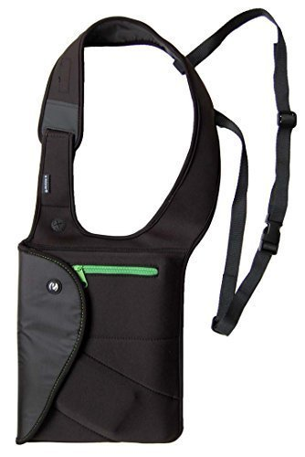 e-Holster Tablet Shoulder Holster for iPad Air 2, iPad Air, iPad 4, iPad 3, iPad 2 and Samsung Tablets (Tablet Harness compare prices)