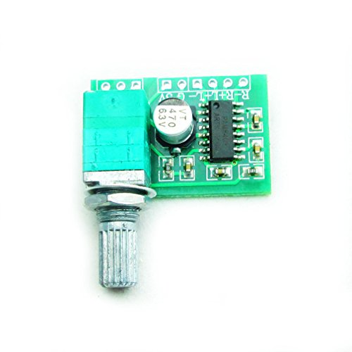 Pam8403 Super Mini 5V Digital Amplifier Board Usb Powered