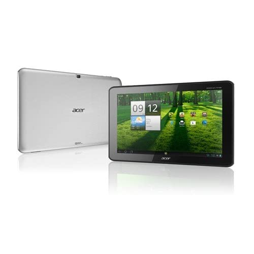 acer タブレットPC NVIDIA Tegra3 1GB 16GB SSD 10.1型 Android4.0 シルバー ICONIA TAB A700-S16S