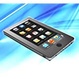 (LightaheadTM) 4.3 Inch 8GB Touch screen Mp3 / Mp4 / Mp5 Player 3.0 MP Camera Boxed (Black)